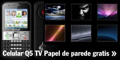 temas para celular mobile q5 tv
