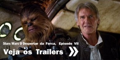 Star wars todos os trailers !